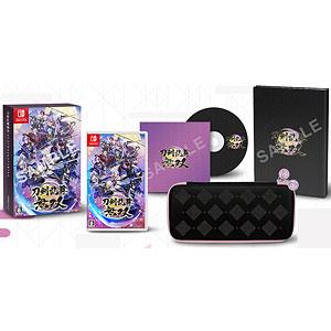 Nintendo Switch 刀剣乱舞無双 スペシャルコレクションボックス
