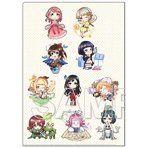 『ラブライブ!虹ヶ咲学園スクールアイドル同好会』クリアファイル