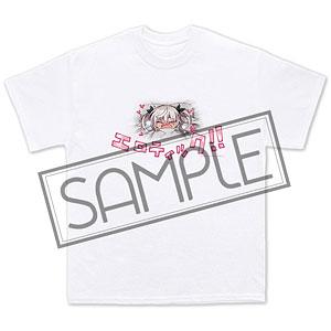 【限定販売】喫茶ステラと死神の蝶 「明月栞那」エロティック!!Tシャツ L
