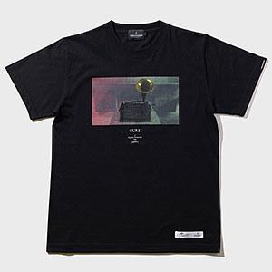 TORCH TORCH/ 黒沢清 アパレルコレクション CURE キュア: 蓄音機 T-Shirt ブラック Sサイズ