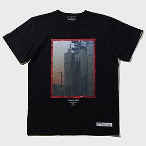 TORCH TORCH/ 黒沢清 アパレルコレクション 回路: 赤いスカートの女 T-Shirt ブラック Lサイズ