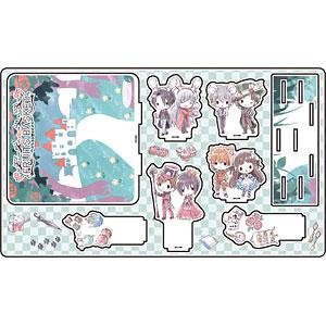 プレミアム アクリルジオラマプレート「フルーツバスケット」01/Aデザイン 童話ver.(グラフアート)
