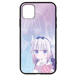 小林さんちのメイドラゴンS カンナ 強化ガラスiPhoneケース/XR・11共用