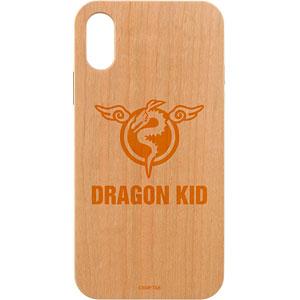 TIGER & BUNNY ドラゴンキッド ウッドiPhoneケース(X/XS)