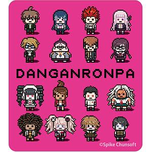 ダンガンロンパ1・2 Reload ドット絵モチーフステッカー ver.A