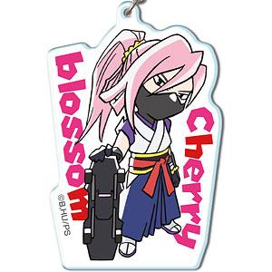SK∞ エスケーエイト ビッグアクリルキーホルダー デザイン05(Cherry blossom)