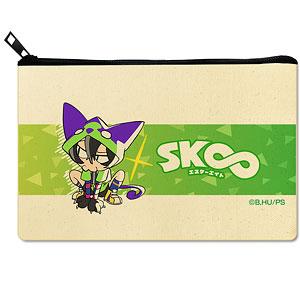SK∞ エスケーエイト フラットポーチ デザイン03(MIYA)