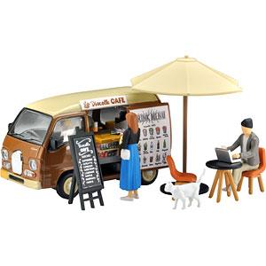 ジオラマコレクション ジオコレ64 #カースナ07a カフェ