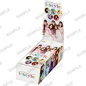【特典】Voice Actor Card Collection EX VOL.02 i☆Ris「i☆Style」 10パック入りBOX