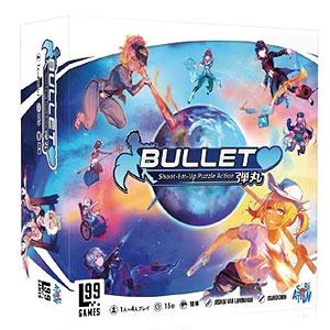 パズルゲーム Bullet 完全日本語版・通常版