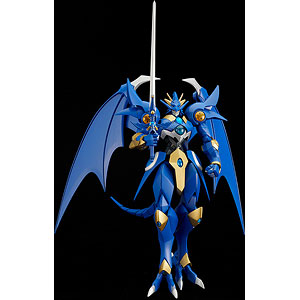 MODEROID 魔法騎士レイアース 海神セレス プラモデル