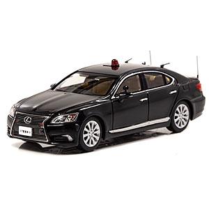 1/43 レクサス LS460 2017 警察本部警備部要人警護車両