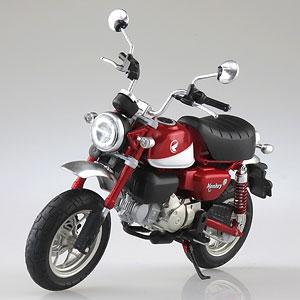 Honda Monkey125 パールネビュラレッド