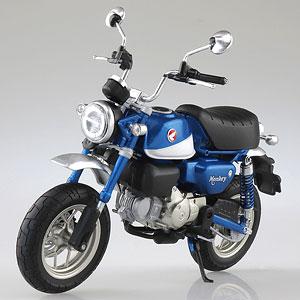 Honda Monkey125 パールグリッターリングブルー