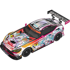 1/64 初音ミク GTプロジェクト グッドスマイル 初音ミク AMG 2021 SUPER GT 第3戦 Ver.