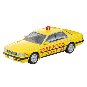 トミカリミテッドヴィンテージ ネオ LV-N260a 日産ローレル 教習車 (黄色) 92年式