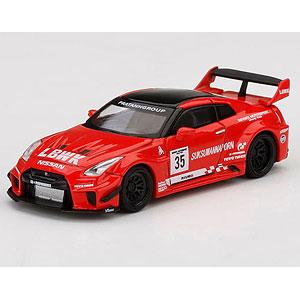 1/64 LB-Silhouette WORKS GT Nissan 35GT-RR バージョン1 Infinite Motorsport Motul(右ハンドル)