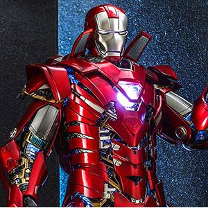 ムービーマスターピースDIECAST アイアンマン3 シルバーセンチュリオン アーマースーツ 延期前倒可能性大