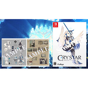 Nintendo Switch CRYSTAR -クライスタ- 数量限定画集付BOX