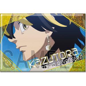 TVアニメ『東京リベンジャーズ』 ホログラム缶バッジ Ver.2 デザイン30(羽宮一虎/B)