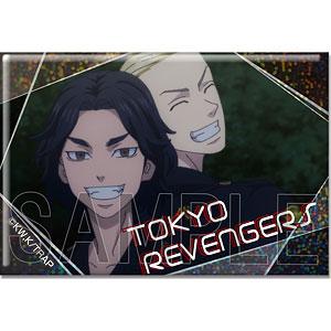 TVアニメ『東京リベンジャーズ』 ホログラム缶バッジ Ver.2 デザイン37(龍宮寺堅&場地圭介)