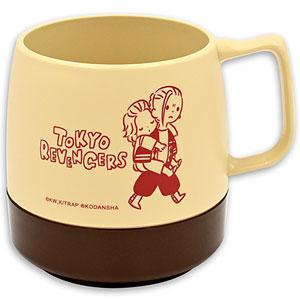 東京リベンジャーズ ビィズニィズ DINEX マグカップ(マイキーとドラケン)
