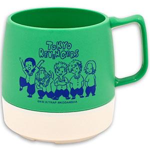 東京リベンジャーズ ビィズニィズ DINEX マグカップ(溝中五人衆)