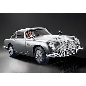 プレイモービル 70578『007』「ゴールドフィンガー」アストンマーティン DB5