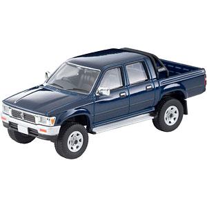 トミカリミテッドヴィンテージ ネオ LV-N255a トヨタ ハイラックス 4WD ピックアップ ダブルキャブSSR(紺)95年式
