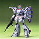 Mobile Suit Gundam F91 1/100 Vigna Ghina Plastic Model