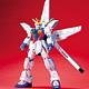 After War Gundam X 1/100 Gundam X Plastic Model