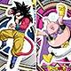 Dragon Ball Super - Acrylic de Card Vol.2 20Pack BOX