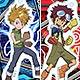 Digimon Series - Acrylic de Card Vol.2 25Pack BOX