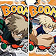 DecoFla Acrylic Keychain - My Hero Academia Vol.2: Bakugo BOX 10Pack BOX