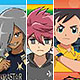 Inazuma Eleven - Sticker Collection w/Gum 20Pack BOX (CANDY TOY)