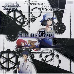 【特典】ヴァイスシュヴァルツ ブースターパック STEINS;GATE 18BOX入りカートン