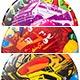 【限定販売】mini4wd 缶バッジコレクション vol.2 (ファルコンJr.、ランチボックス、サンダーショットJr. 3種セット)