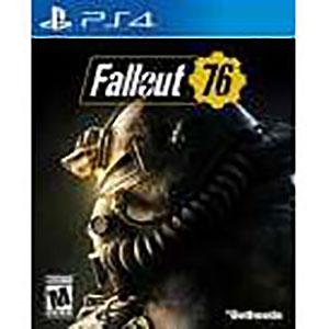 PS4 北米版 Fallout 76[ベセスダ・ソフトワークス]《在庫切れ》