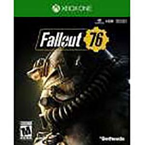 Xbox One 北米版 Fallout 76[ベセスダ・ソフトワークス]《在庫切れ》