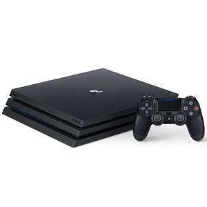 PlayStation 4 Pro ジェット・ブラック 2TB[SIE]【送料無料】《発売済・在庫品》